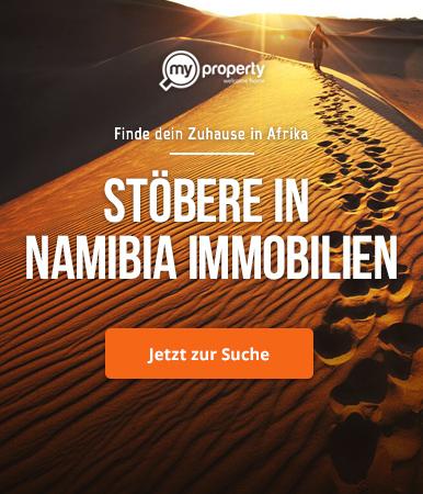 Immobilien zum Kauf und Miete in Namibia, Afrika