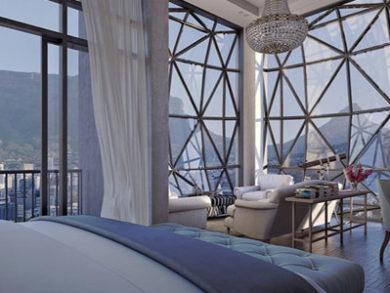 Neues Luxushotel in Kapstadt