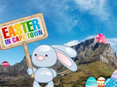 Ostern in Kapstadt: Osterbrötchen statt Ostereier
