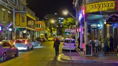 Karaokebars Kapstadt Long Street Cafe