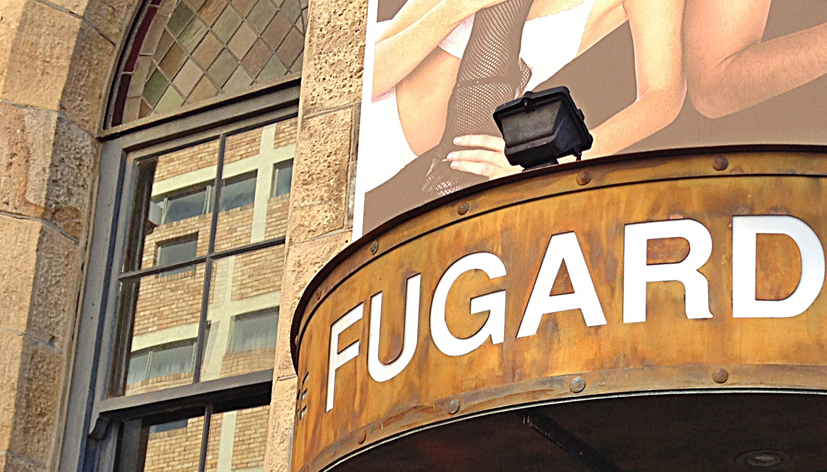 Das Fugard Theater im District Six