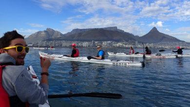 Segel- und Bootssport in Kapstadt