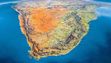 Wissenswertes über Südafrikas neun Provinzen