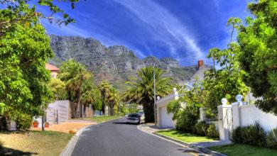 Leben in Kapstadt – alles zum Thema Wohnen