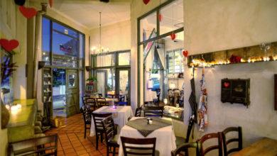 Sidewalk Cafe in Vredehoek