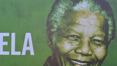 Der internationale Mandela Tag am 18. Juli