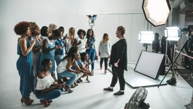 Kapstadt, Südafrika – Bühne für Schauspieler, Models & Co.
