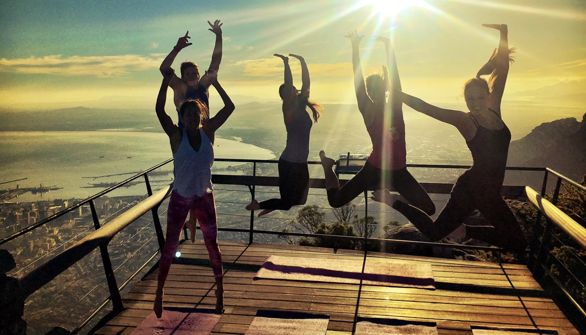 10 großartige Stressmanagement-Tipps, die du nur in Kapstadt lernst