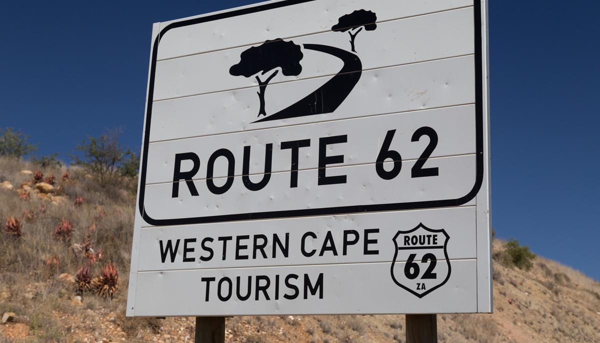 Südafrika: Unterwegs auf der Route 62