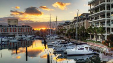 Kapstadt gilt schon jetzt als das zweitbeste Reiseziel für 2017