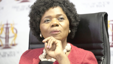 """Thuli Madonsela: Ehrung für die """"Unbequeme"""""""