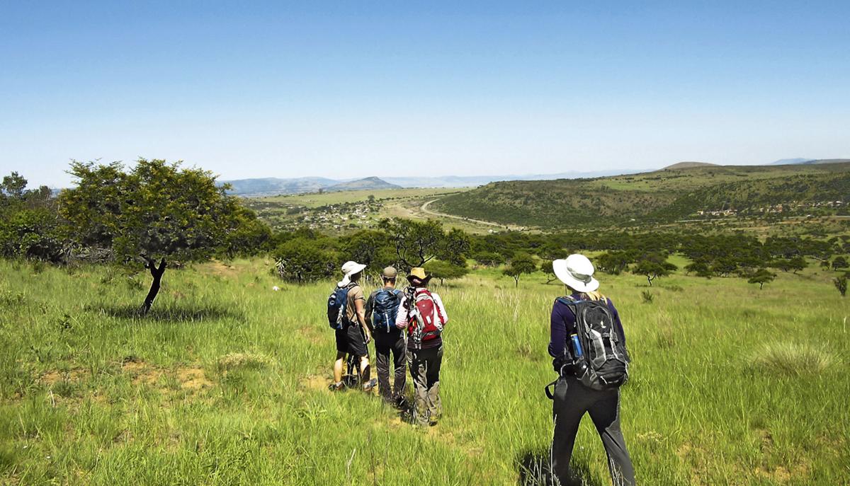 Zu Fuß durch Savanne und Wüste: TUI Wanderreisen in Südafrika und Namibia