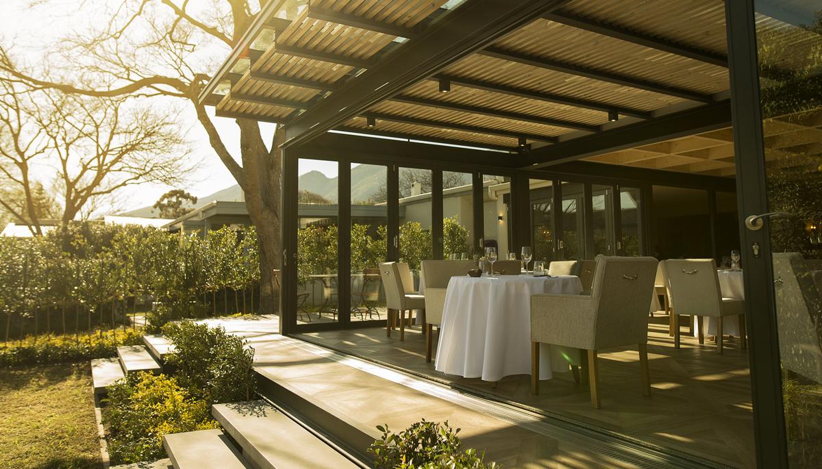 Beste Restaurant Suedafrikas La Colombe