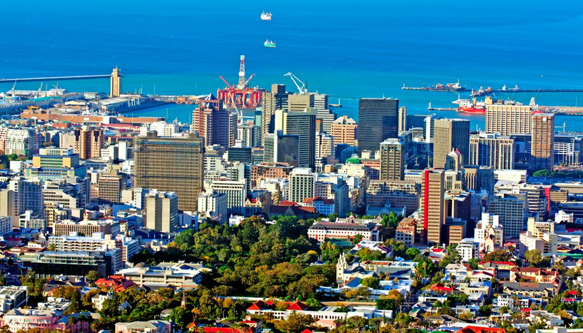 Deutsche Auswanderer in Kapstadt