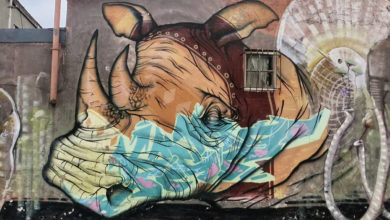 Kunstszene in Kapstadt