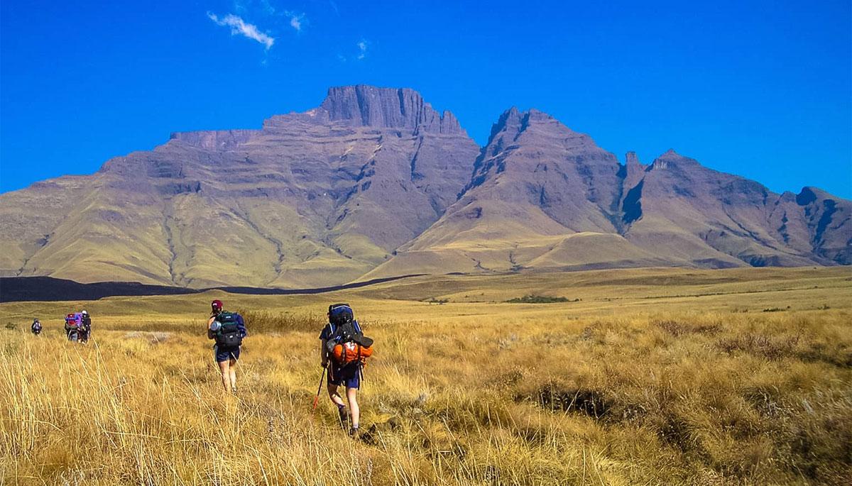 Drakensberge: Südafrika-Safari mal anders